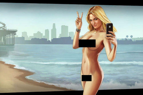 Better Start Screen Girl, no bikini (18+)