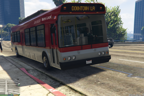 Real Life L.A & L.S Buses v3.0 Final door Emil Mammadov 1.246 · 61 ·