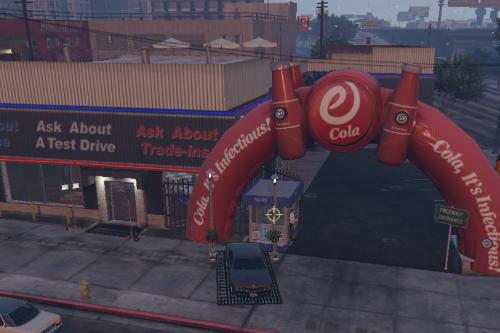 Deluxe Car Dealer + Party