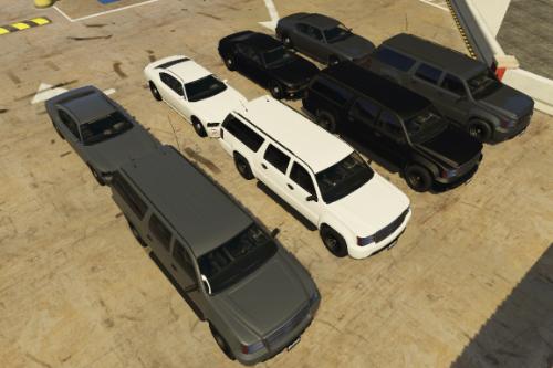 New Colors for FIB vehicles