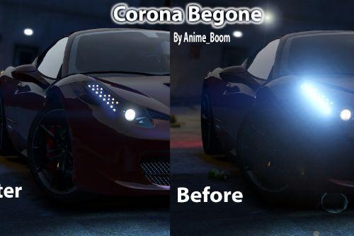 NEW Corona Begone!
