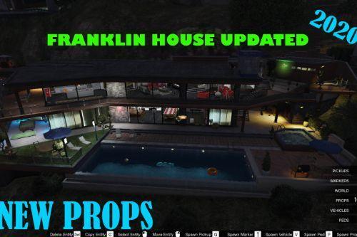 Franklin House Latest