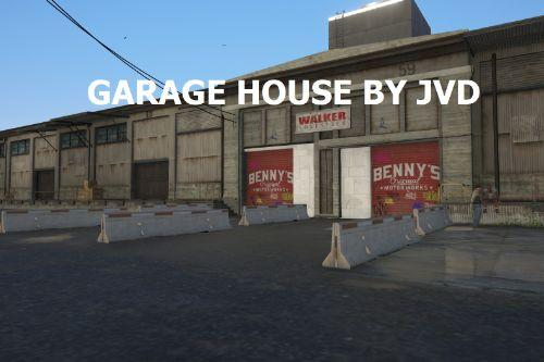 New Garage House