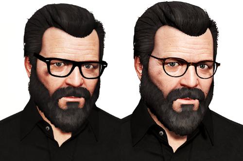 New Glasses for Michael