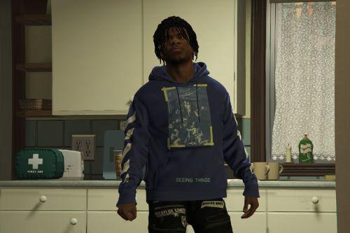 "RAPPER/ARTIST Hair Pack "" 21 Savage, ASAP, Juice WRLD & Playboi Carti"""