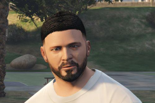 "New Hair Pack For Young Puerto-Rican Michael  ""New 3D Waves"""