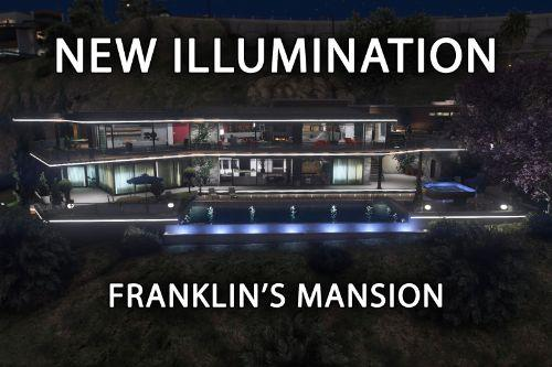 New Lighting and Garden for Franklin Mansion - House [Add-on | Menyoo]