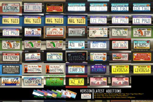New License Plates [Add-On]
