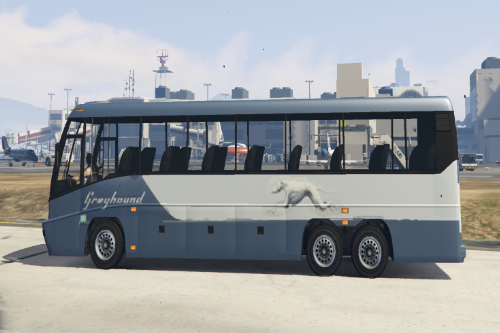 New Liveries for Dashound Bus set 3
