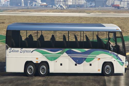 New Liveries for Dashound Bus