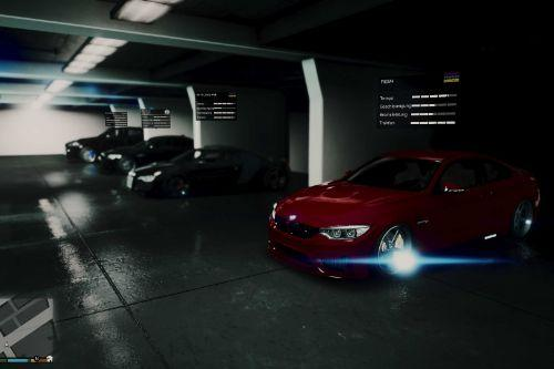 Luxury Garage (SPG) for 240+ CARS (Playboy Mansion)