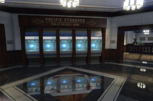 New Pacific Bank Interior [SP | FiveM]