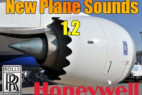 New Plane Sounds