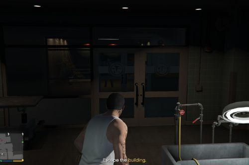 Escape the Police Station & Morgue on respawn