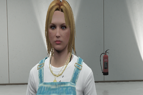 New Short Hairstyle for MP Female