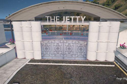 New Showroom the Jetty