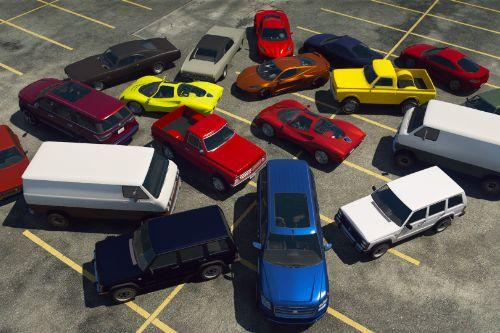 New Spawn Colors for Los Santos Summer Special Vehicles