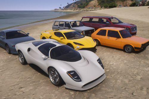 Updated Spawn Colors For Los Santos Summer Special Vehicles