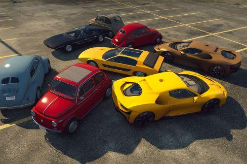 New Spawn Colors for the Cayo Perico Heist Vehicles