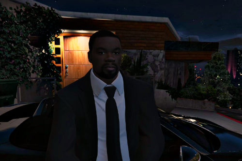 New Texture Face 50 Cent