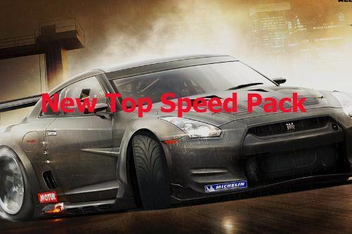 New Top Speed Pack Handling
