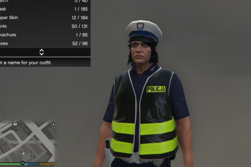 New two Polish textures for PEUP vests