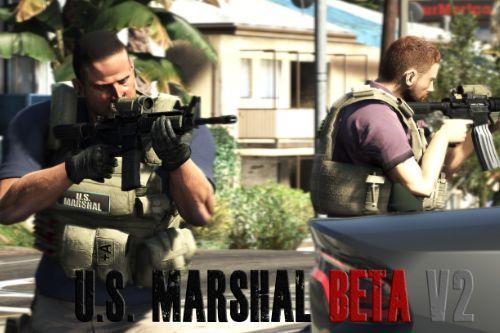 New U.S. Marshal (WIP)