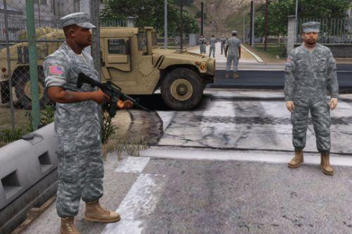 New US Army (Acupat)