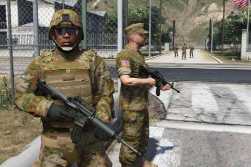 New US Army (Multicam)