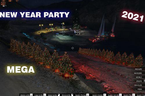 MEGA New Year Party !!LATEST!!