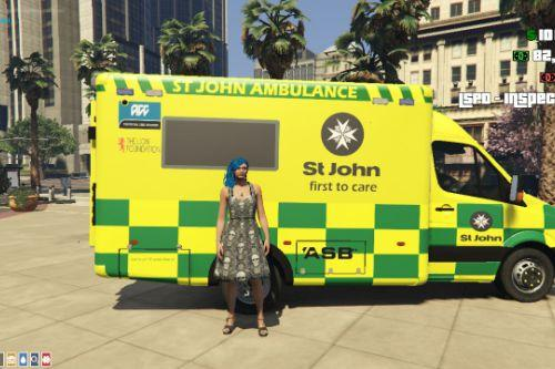 new zealand st john ambulance skin