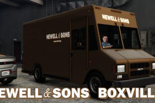 Newell & Sons Boxville texture