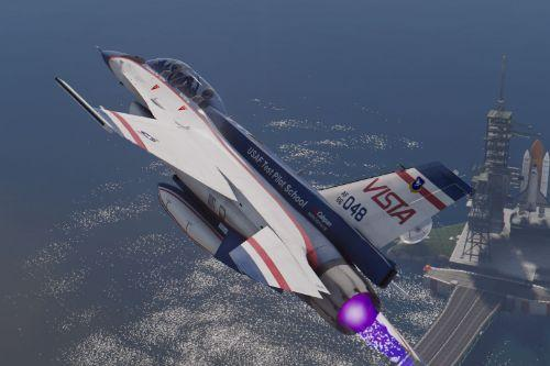 NF-16D Vista with 3D Thrust Vectoring Nozzle [Add-On]