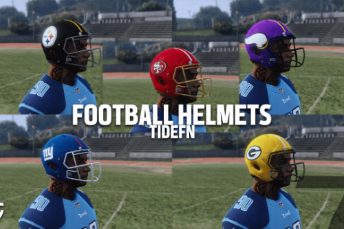 NFL Football Helmets for MP Male