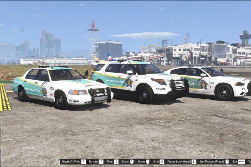 NFS HEAT PCPD livery