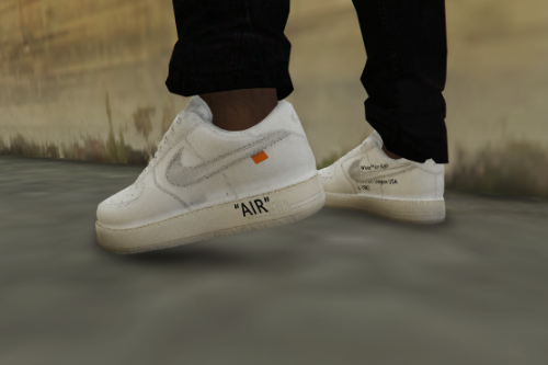 Nike Air Force 1 Low X Off-White X ComplexCon