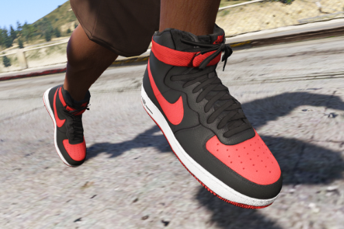 Nike Air Force I High (for Frankllin) [Add-On]