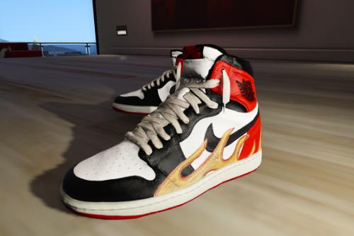 Nike Air Jordan 1 High x Palm Angels