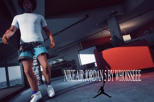 Nike Air Jordan 5 For MP Male/ Female