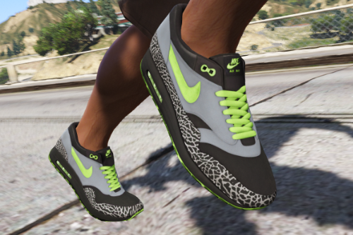 Nike Air Max I (for Franklin) [Add-on]