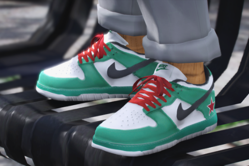 Nike SB Dunk Lows for Frank/MP