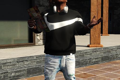 Nike, Supreme & Jordan sweaters