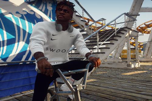 Nike SWOOSH sweaters