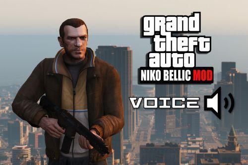 Niko Bellic Voice