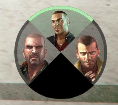 Niko, Luis & Johnny - Player Switch Icons