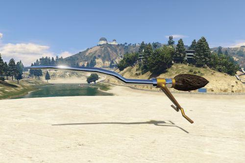Nimbus 2016 (Harry Potter Broomstick) [Add-On / Replace]