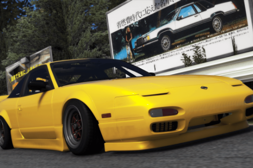 Nissan 180sx [Add-On | 200+ Tuning]