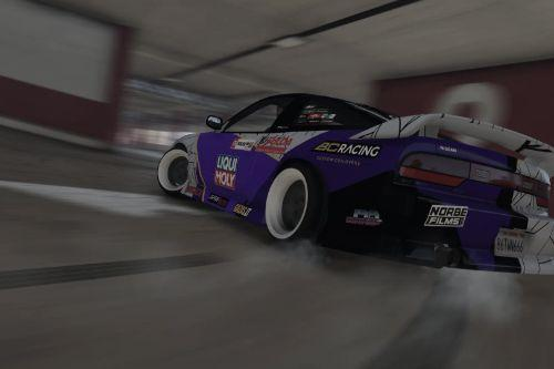 Nissan 240sx BN Sports Livery (FD Styled)