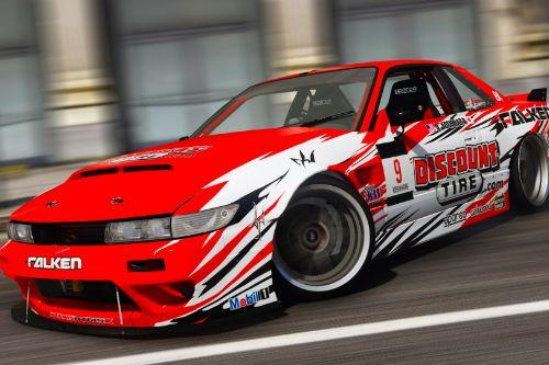 Nissan 240SX Dai Yoshihara [Add-On | Replace]