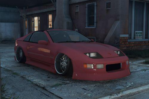 Nissan 300zx Z32 [Add-On | Tuning | RHD]